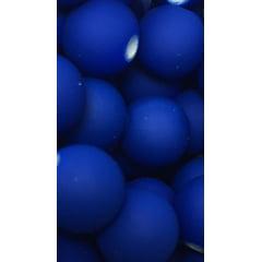 Bola Emborrachada Passante 10mm com 50G  ( Mais ou menos 80 bolinhas)