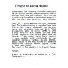 SANTA HELENA - PACOTE C/ 100 SANTINHOS DE PAPEL